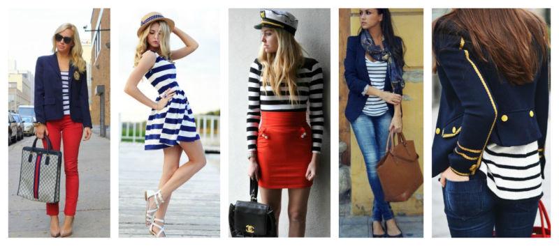 Navy Style.