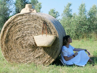 Outfit bucolico - Bucolic outfit.