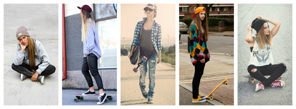 Skater fashion Styles.