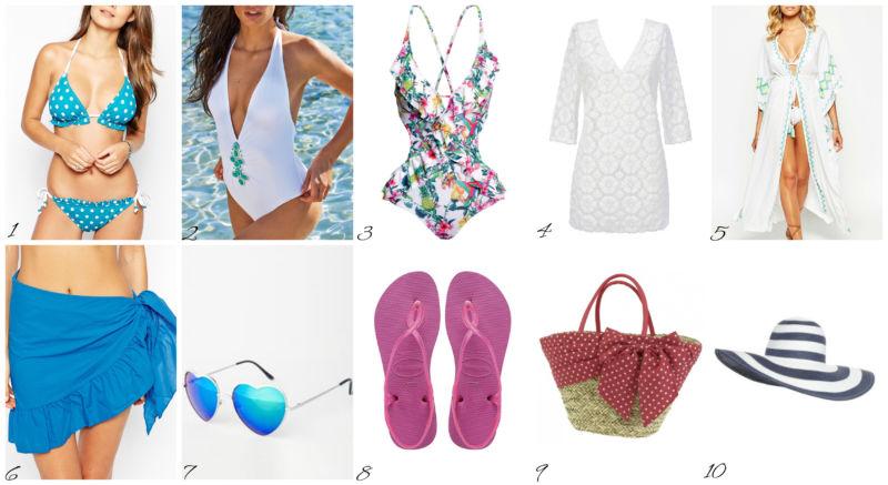 Il meglio della moda mare giugno 2015.