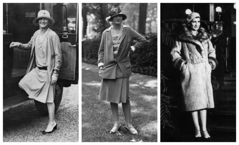 Storia e vita di Chanel.