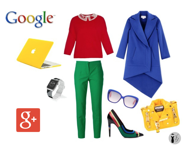 Google look idea.