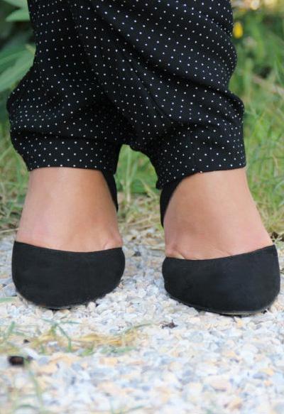 Outfit tuta e scarpe tacco 10.