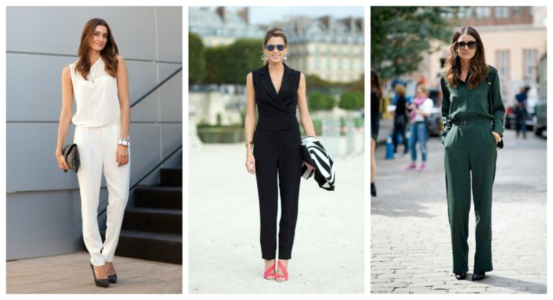 Idee outfit jumpsuit.