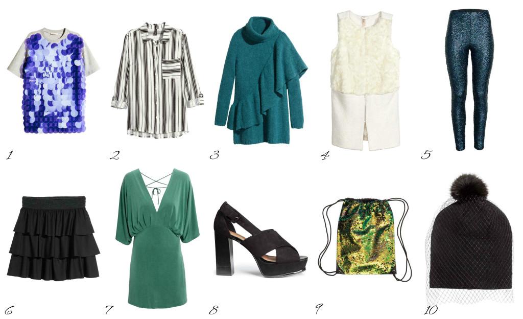 10 Flop moda donna H&M.