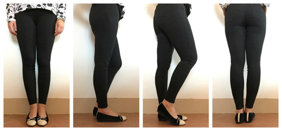 Jeans skinny Formousia giorno 28.