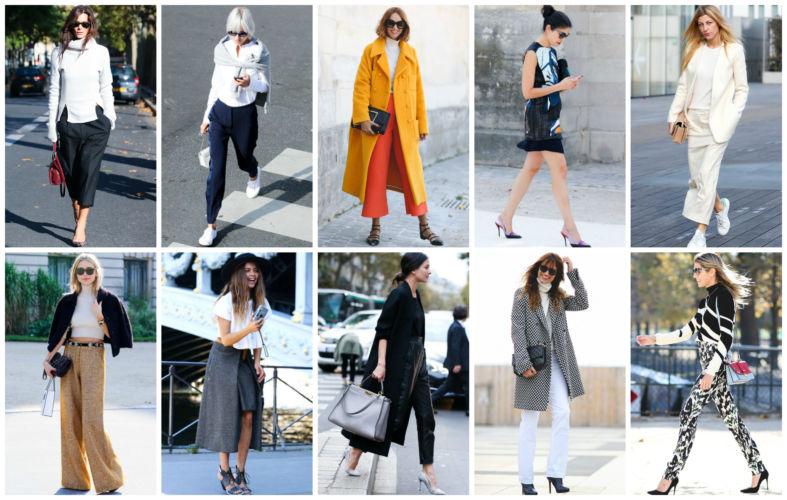 Outfit Street Style Paris Fashion Week.
