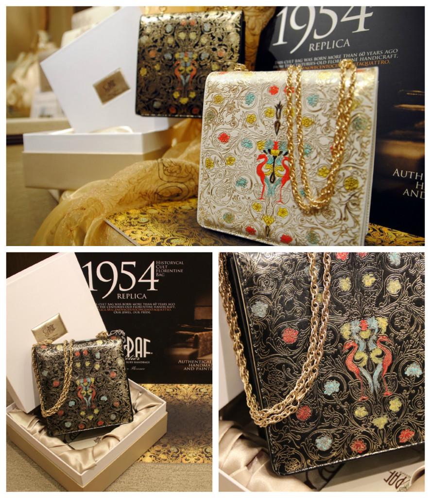 Mini luxury Bag Replica 1954 by Sapaf Atelier.