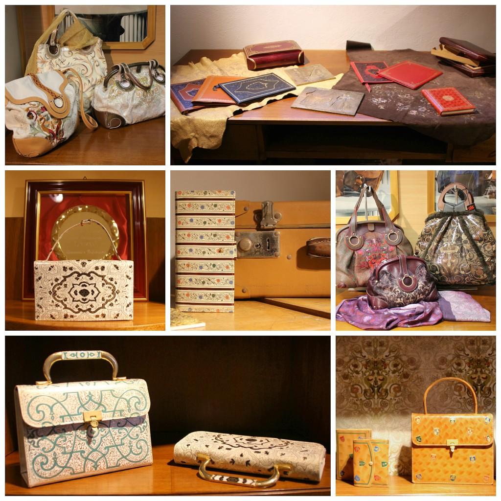 Bags history Sapaf Atelier.