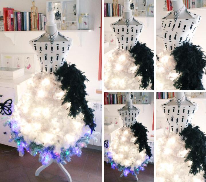Fashion Christmas tree.