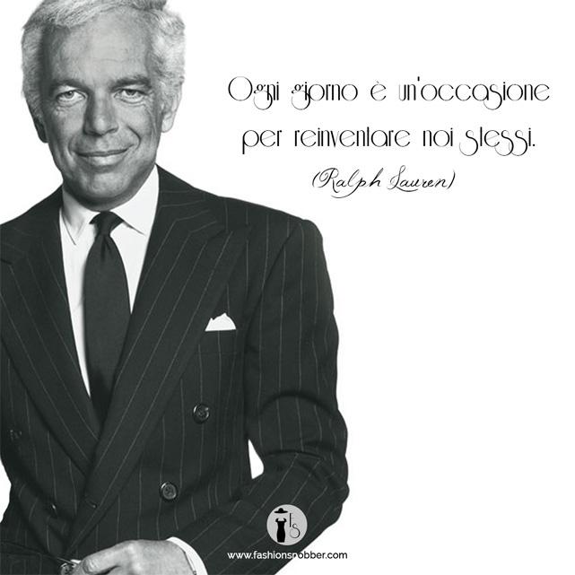 Frasi celebri e citazioni Ralph Lauren.