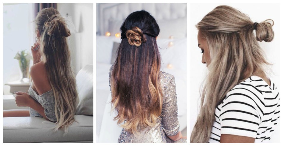Long hair hairstyle inspirations.
