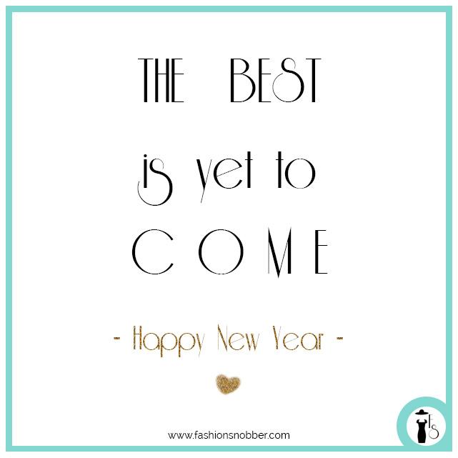 Frasi di Capodanno: il meglio deve ancora arrivare.
