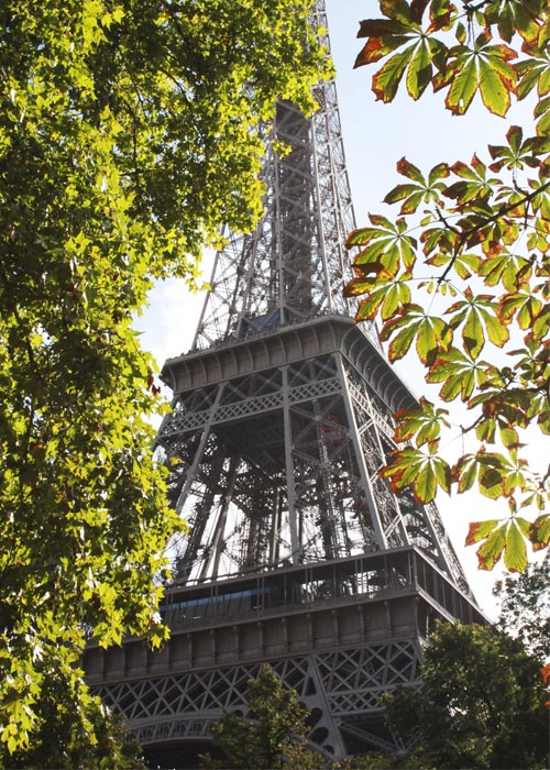What to visit in Paris.