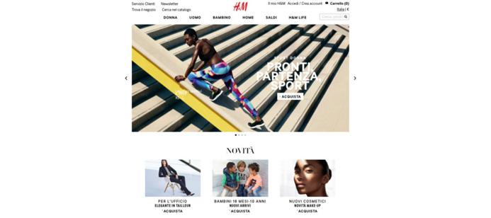 Migliori brand di moda low cost.