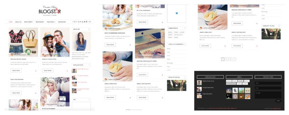 Come scegliere migliore tema per blog su piattaforma Blogger.