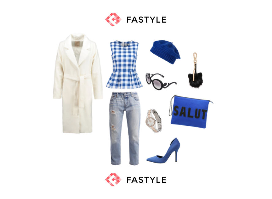 Street Style outfit by FASTYLE.