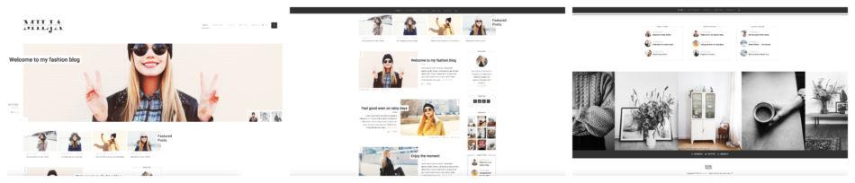Come scegliere il tema perfetto per il proprio blog.
