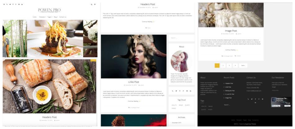 Come scegliere tema perfetto per il tuo blog su Wordpress.