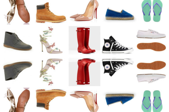 10 models of shoes that never go out of fashion