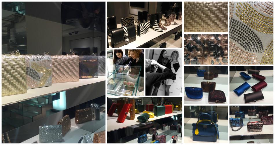 Presentazioni fashion week RODO nuova collezione.