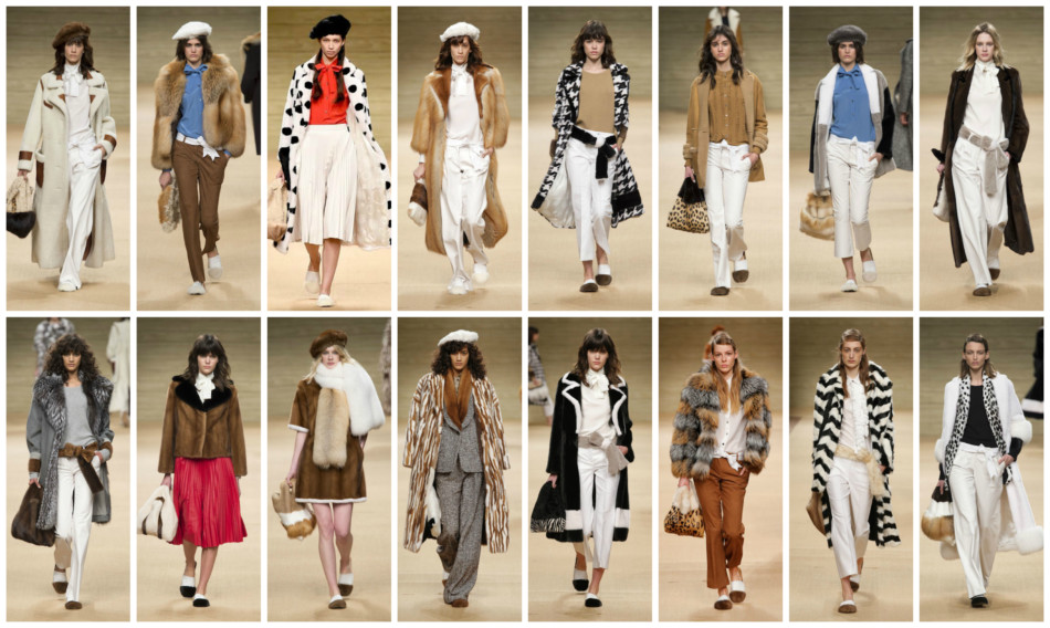 Simonetta Ravizza fashion show, Milan fashion week, fall winter 2016-17.