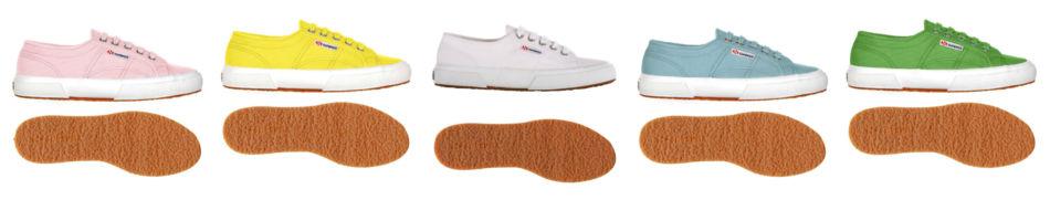 Sneakers scarpe da tennis Superga 2750.