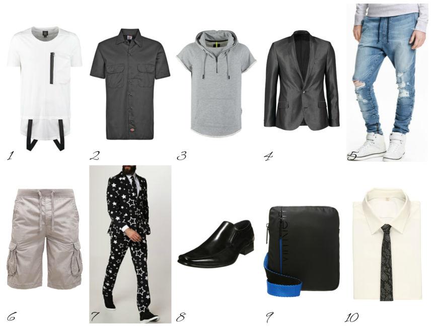 10 Flop moda uomo aprile 2016 - 10 Flop menswear april 2016.