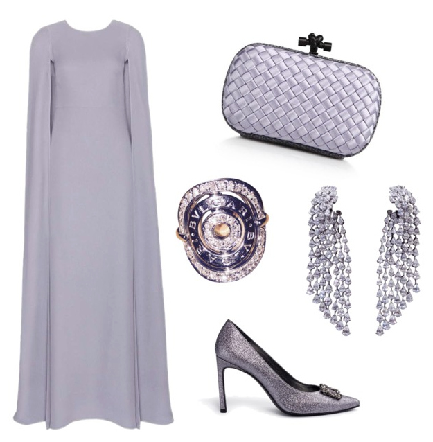 Lilac Gray color inspiration.