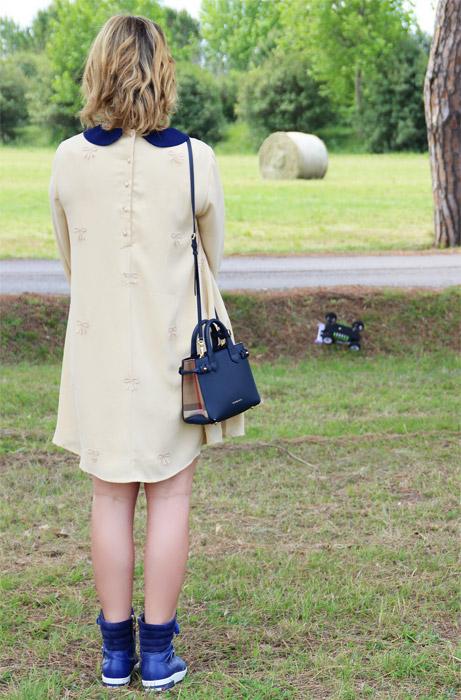 Outfit bon ton dress.