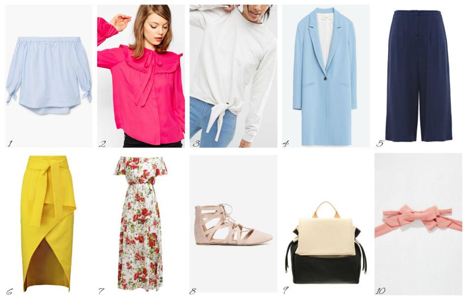 Top novità moda donna maggio 2016.