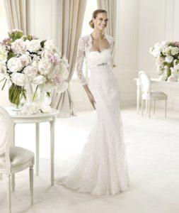 AleMilano abito da sposa.