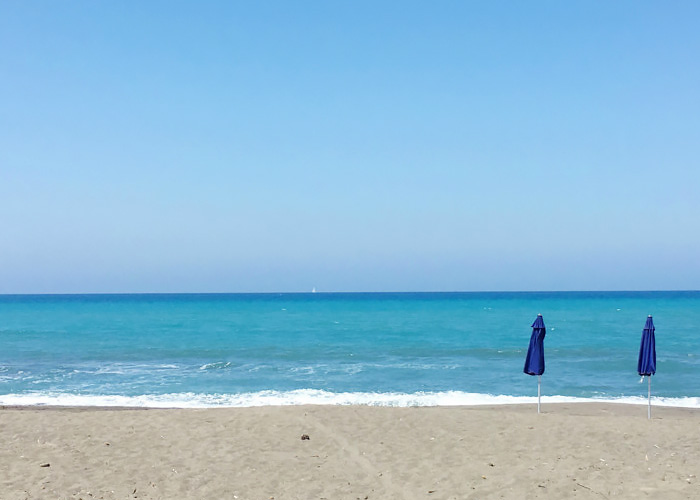 Estate al mare in Toscana. Oasi di Bolgheri.