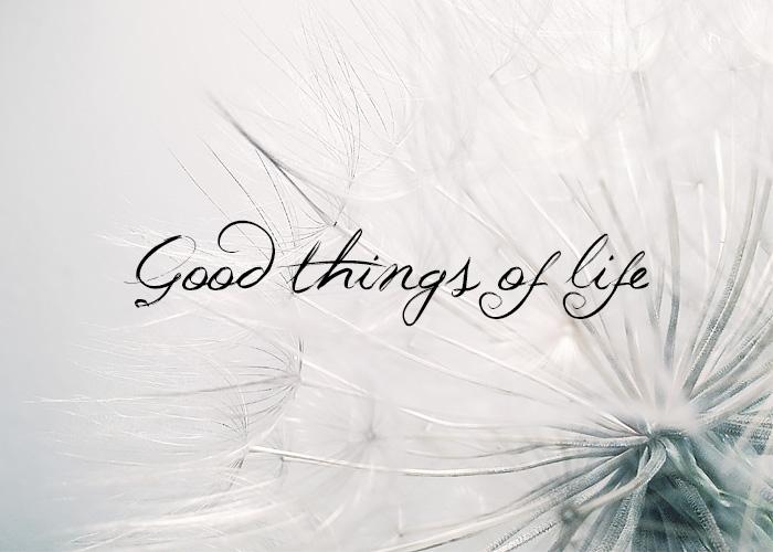 Le cose belle della vita in 30 e 1 piccoli momenti di felicità.