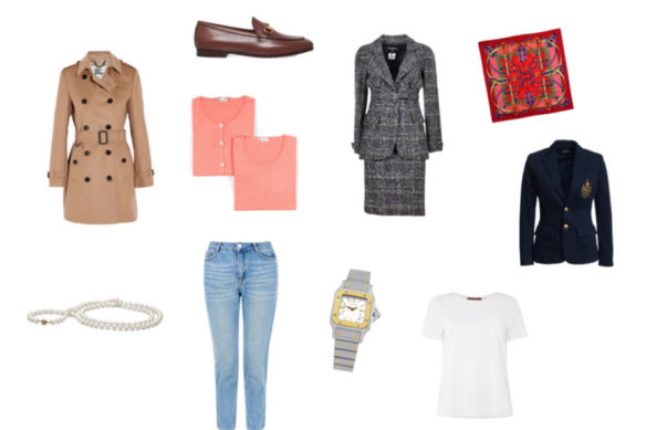 10 classic timeless pieces