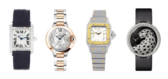 Accessori indispensabili per un guardaroba perfetto: l'orologio Cartier.