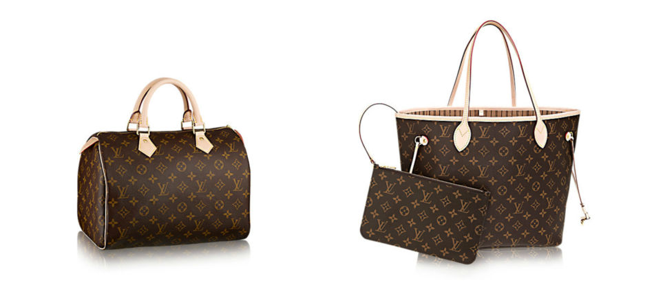 The best-selling Louis Vuitton women's bags in the world.