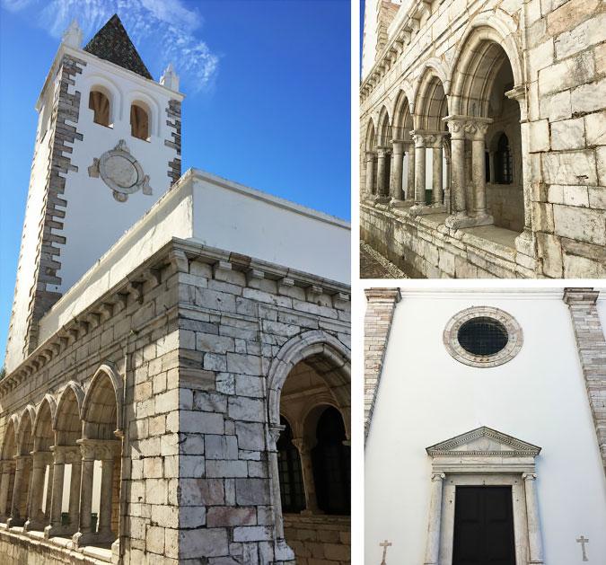 Cappella della Regina Santa Isabel a Estremoz.