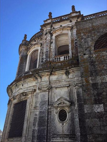 Cattedrale di Évora.