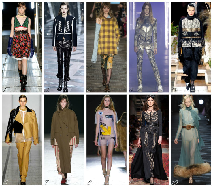 Flop sfilate autunno inverno 2016 2017 - Flop fashion show fall winter 2016 2017.