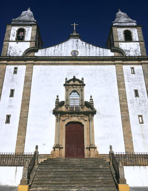 Ifreja de Santa Maria da Devesa - Castelo de Vide.