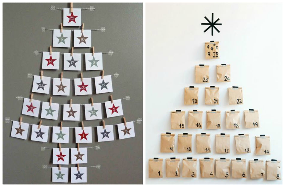 DIY Advent Calendar.