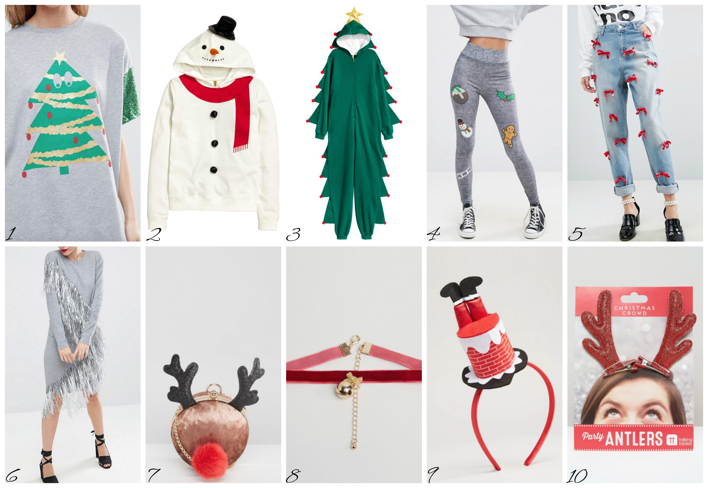 Flop del mese. Moda donna Natale - Flop of the month. Christmas Fashion.
