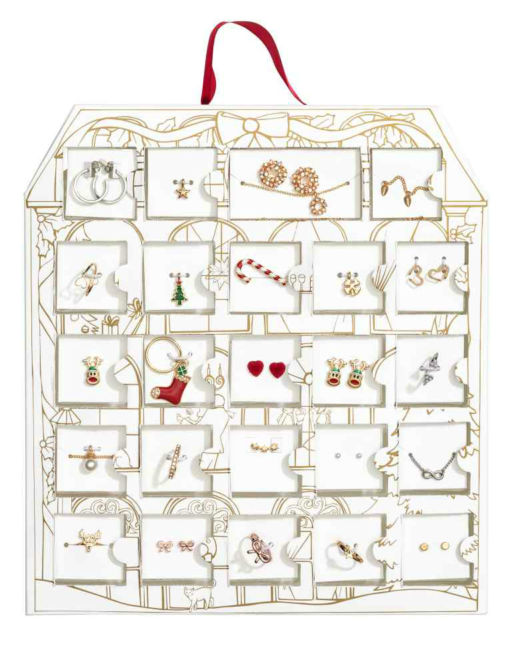 H&M Advent Calendar.