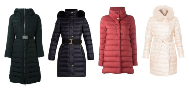 Indispensable outerwear, down coat.