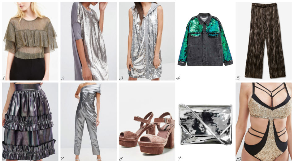 Flop moda donna low cost Capodanno dicembre 2016 - Flop fashion low cost New Year December 2016.