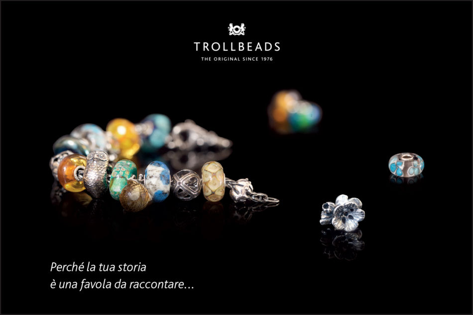 Trollbeads gioielli personalizzati - Trollbeads jewelry personalized.