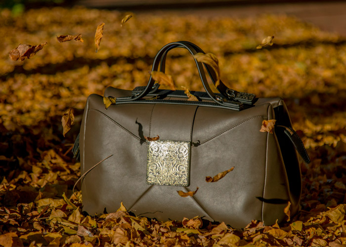 Borsa donna made in Italy Sapaf Atelier.