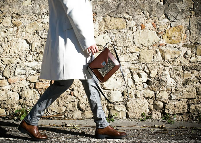 Made in Italy woman bags Sapaf Atelier.