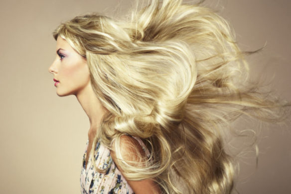 How to care for light blond hair
